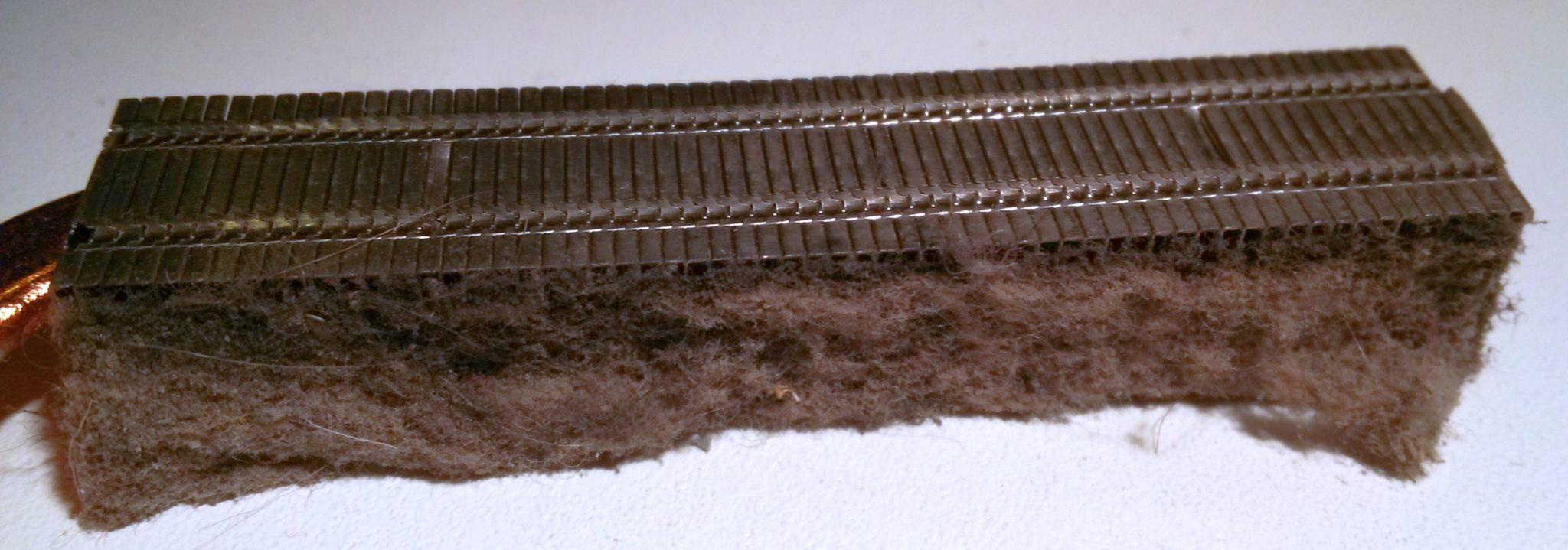 Støv i køler 3 - Værksted