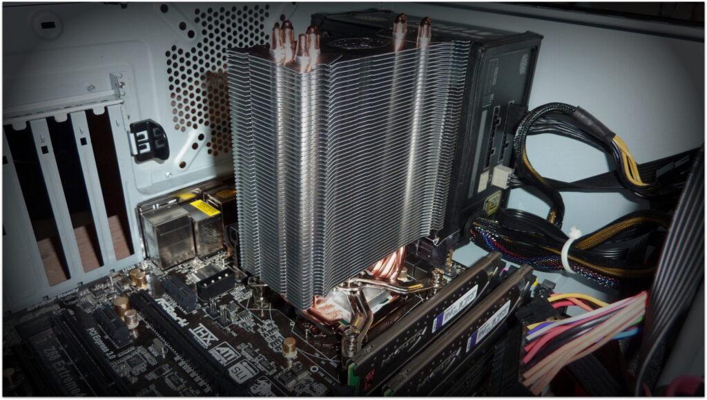 Computer reparation