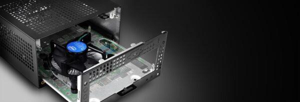 3 1 600x204 - ASRock DeskMini 310, i3, 8GB, 256GB