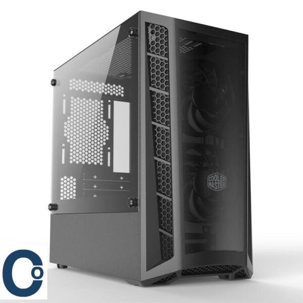 CoolerMaster 600x600 - CO Gamer Remanufactured B360M