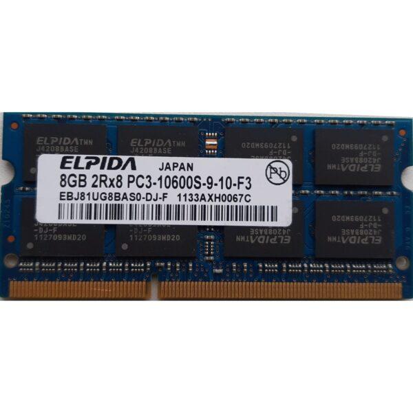 ELPIDA 8GB DDR3 1333M