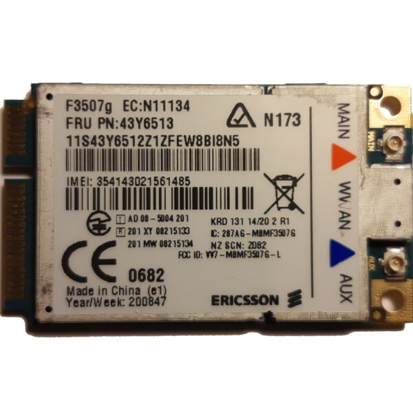 Ericsson 3G 43Y6513