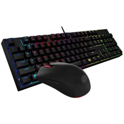 Gaming tastatur og mus