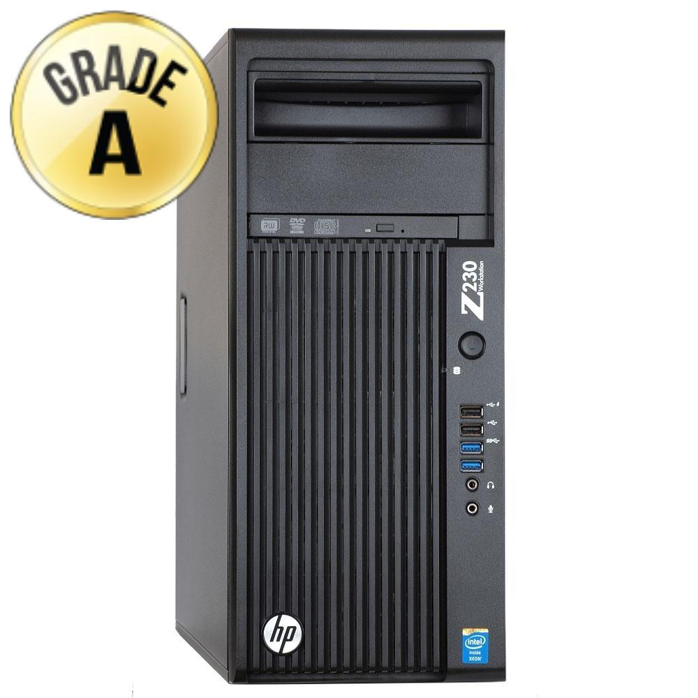 Hp Workstation Z230 Renoveret Brugt Computer Klar Til Brug