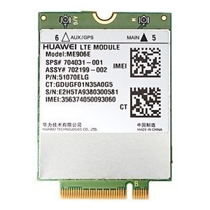 HP lt4112 Gobi 4G LTE