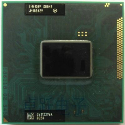 Intel core i5-2410M 2.3 GHz