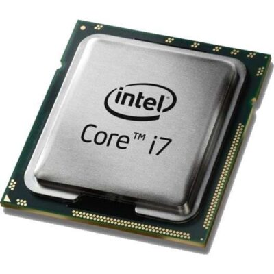 Intel core i7-2600 3.4 GHz CPU