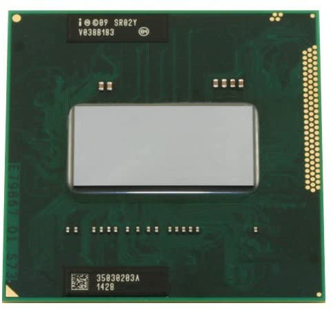 Intel core i7-2630QM 2.0 GHz