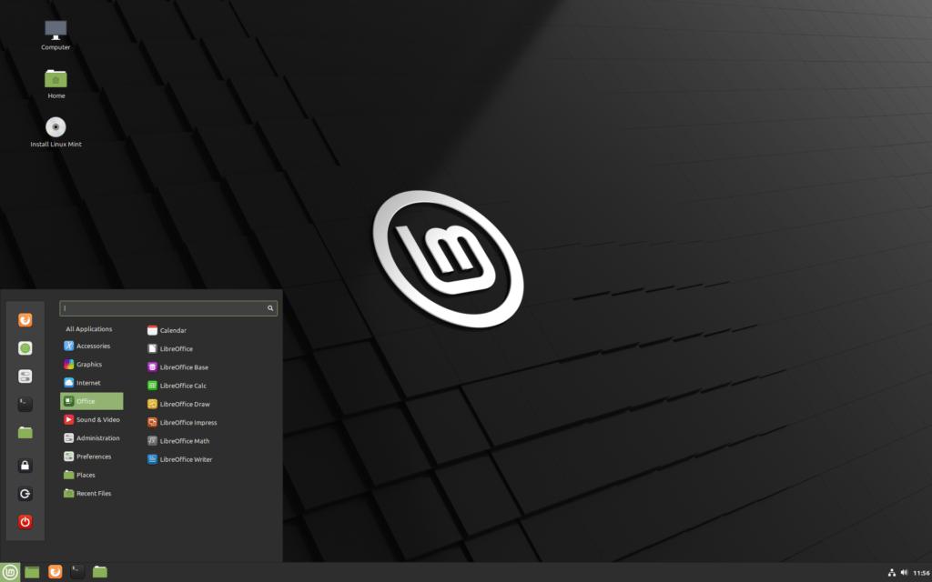 Linux Mint cinnamon 1024x640 - Linux