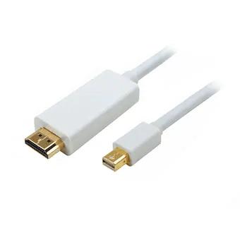 Mini DisplayPort til HDMI Kabel