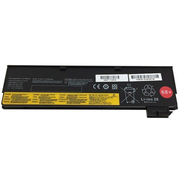 Batteri til Lenovo ThinkPad W550s T550 T450s T450 T440 T440s X250 X240 L450