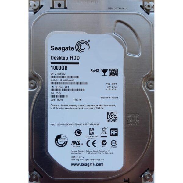 Seagate 1 TB slim