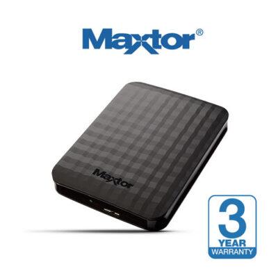 Seagate Maxtor M3 Portable External HDD 1TB