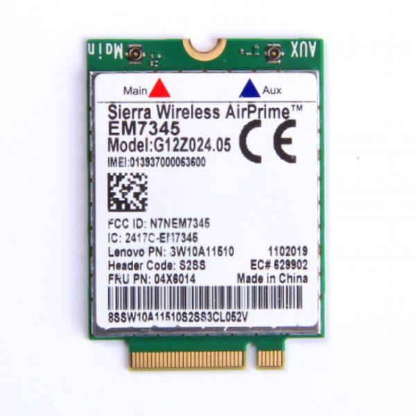 Sierra Wireless EM7345 4G LTE