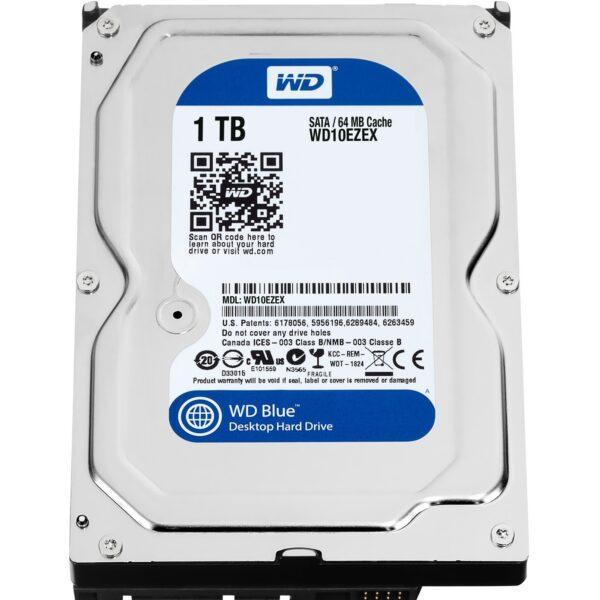 """WD Blue Harddisk WD 1TB 3.5"""" 7200rpm"""
