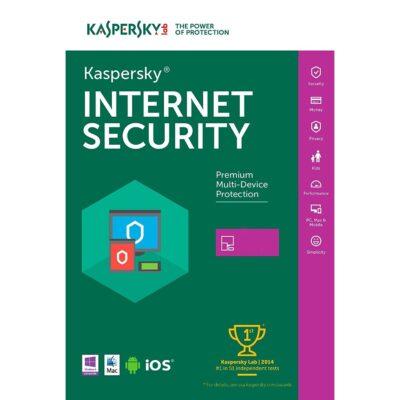 Kaspersky Internet Security 5 bruger